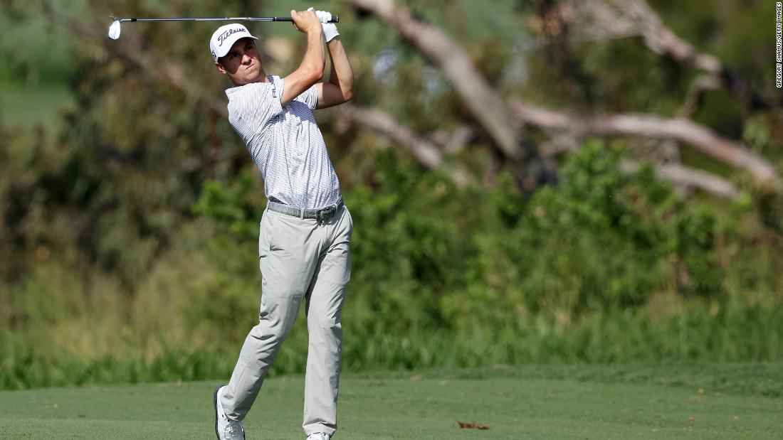 Ralph Lauren cuts ties with Justin Thomas for using anti-gay slur