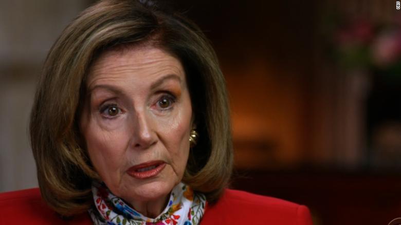 Pelosi: What if Trump pardons terrorists who stormed Capitol?