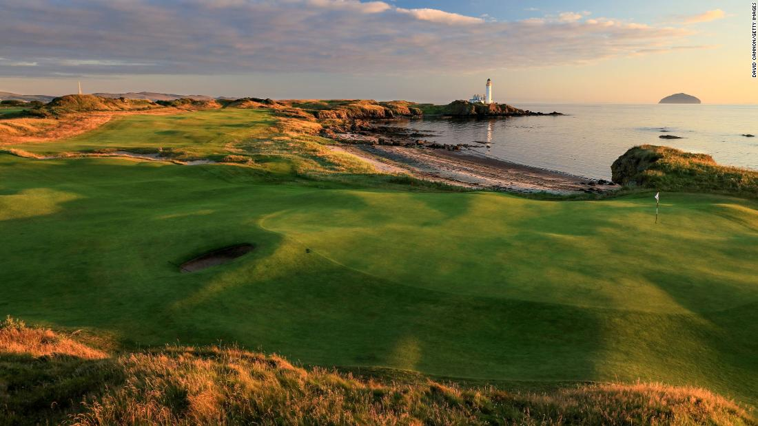 R&A has no plans to stage future championships at Trump-owned Turnberry Golf Course