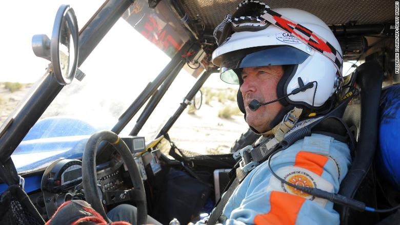 Dakar Rally legend Hubert Auriol, who won the race three times, has died