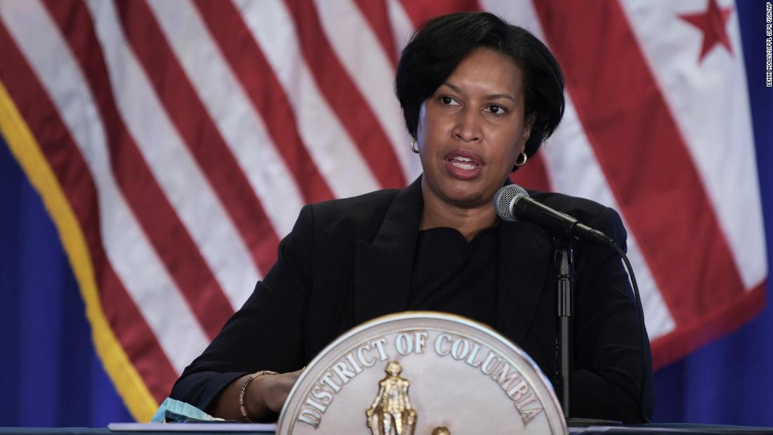 DC mayor explains restriction on dancing at weddings