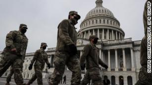 DC mayor urges people to avoid nation's capital as Secret Service begins inauguration prep and 15k troops could arrive in the city