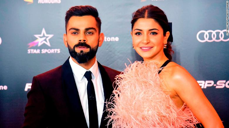 India cricket captain Virat Kohli and wife Anushka Sharma announce arrival of baby girl