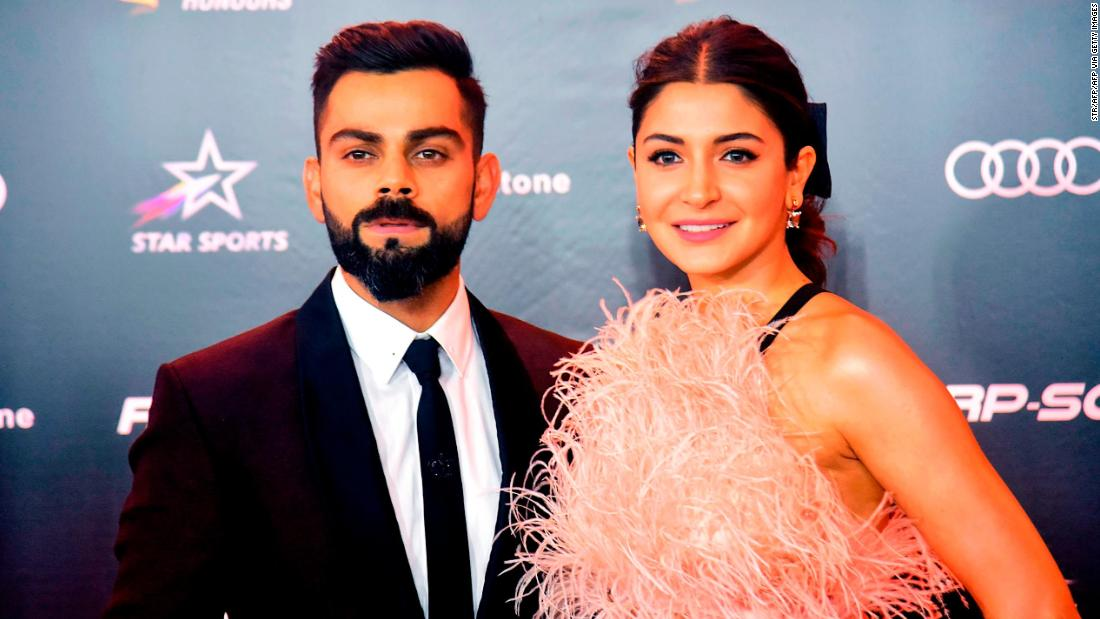 India cricket captain Virat Kohli and wife Anushka Sharma announce arrival of baby girl - CNN International