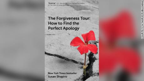 "Susan Shapiro's latest book, ""The Forgiveness Tour: How to Find the Perfect Apology,"" released on Tuesday."
