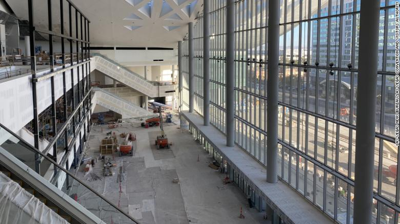 The Las Vegas Convention Center underwent a nearly $1 billion expansion, and CES 2021 was slated to be the first event held in its newly-constructed West Hall. Instead, the event is all-digital due to the pandemic.