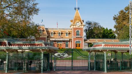 California's Disneyland Resort will host 'super' Covid-19 vaccination facility.