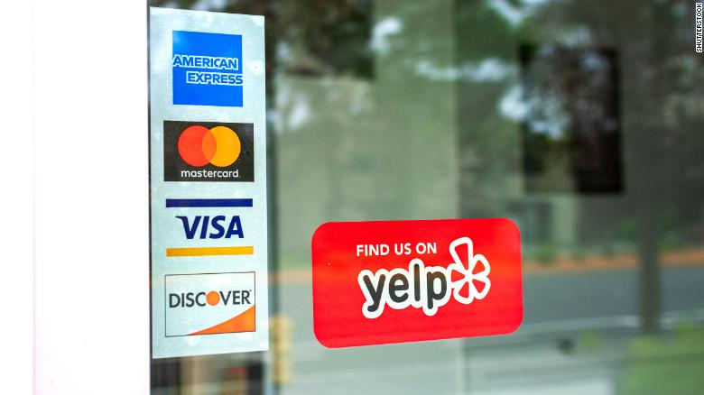 Yelp will tell you if local businesses are enforcing masks and social distancing
