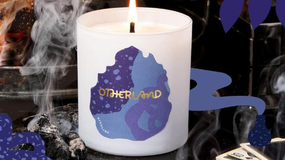 Otherland Kindling Campfire Vegan Candle