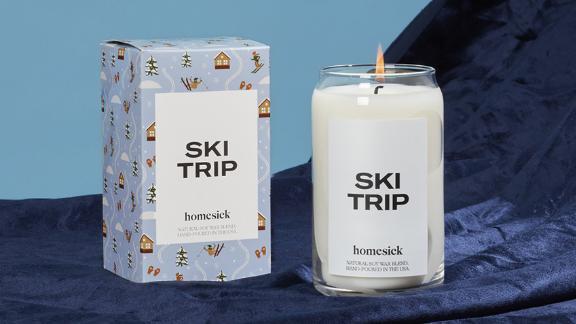 Homesick Ski Trip Candle