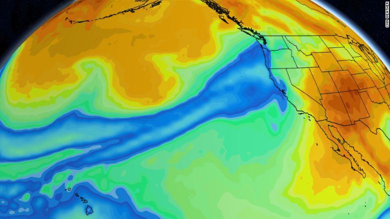 A Category 5 atmospheric river - NorthWest US 210112111340-weather-west-coast-pwater-jan2021-exlarge-169
