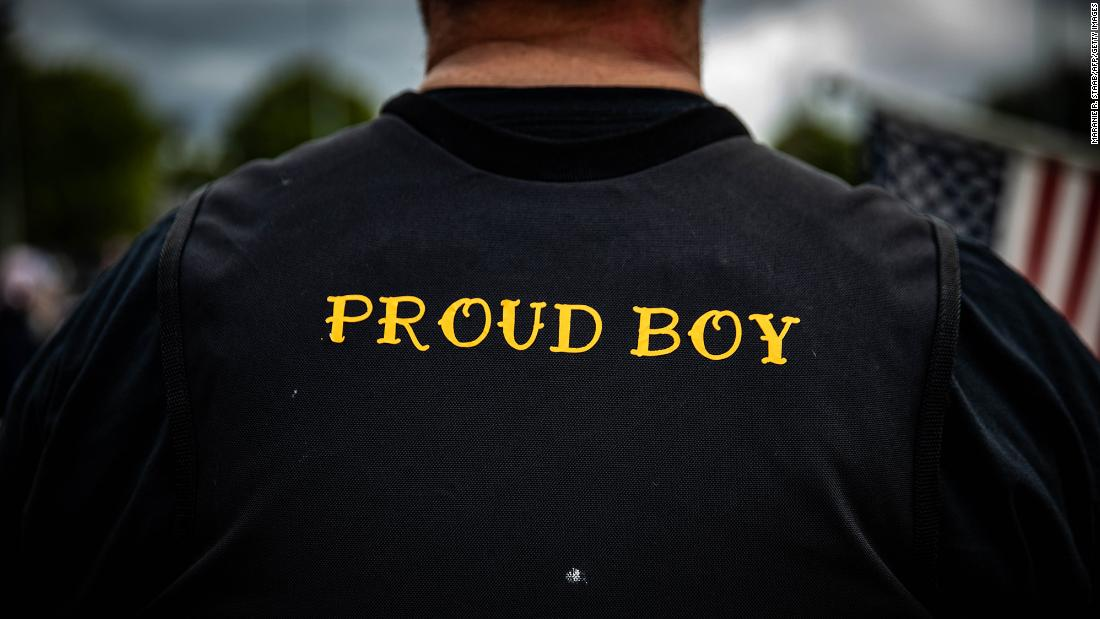 Proud Boys descended into dysfunction as members were arrested in Capitol riot, messages show