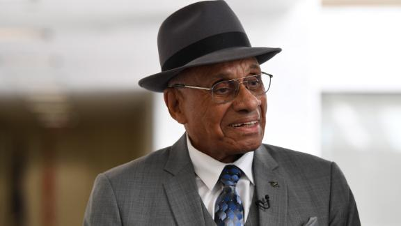 Willie O'Ree, the first Black player to compete in the NHL, will have his jersey retired in February.