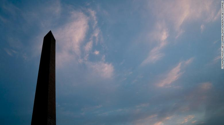 Washington Monument closed 'until further notice' due to Covid-19
