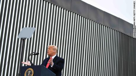 The Biden administration is relying on a Trump-era policy to turn away migrants at border