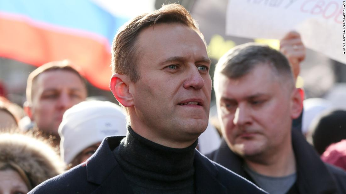 Navalny says he will return to Russia since recovering after being poisoned