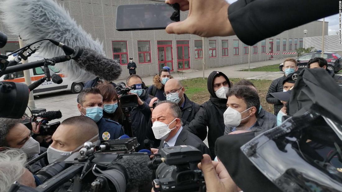 Italy targets violent 'Ndrangheta clan in biggest mafia trial in decades – CNN