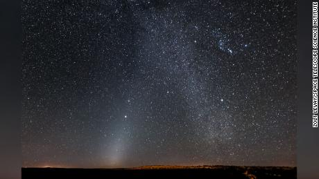 Puede haber menos galaxias en el universo de las que pensábamos