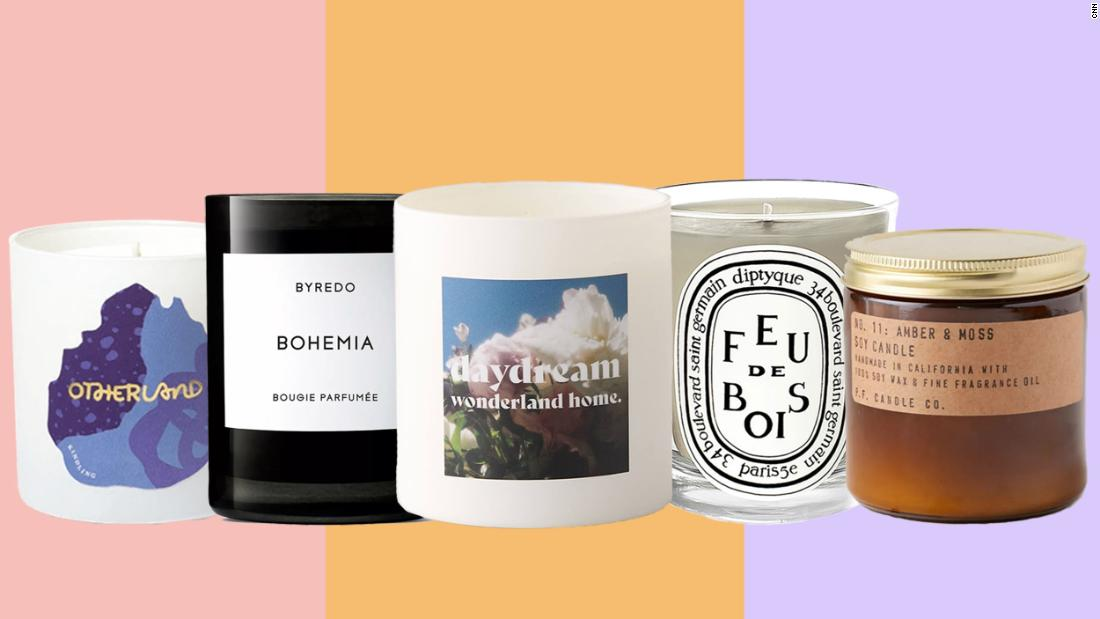 These are the candles we can't live without this winter