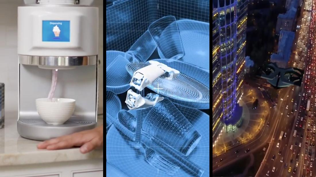 Although it was all virtual, CES 2021 still showcased some new concepts and innovations. See the highlights from General Motors, LG, and others.