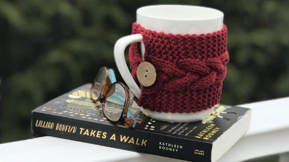 NKgallery Knitted Tea or Coffee Mug Cozy