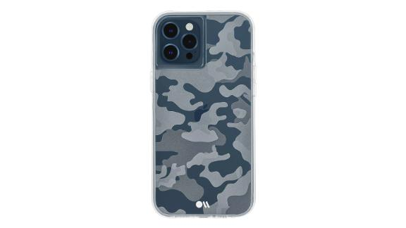 Tough Clearly Camo for iPhone 12 and 12 Pro