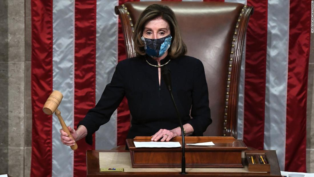 Start of Trump's impeachment trial remains unsettled as Pelosi won't say when she'll send over article