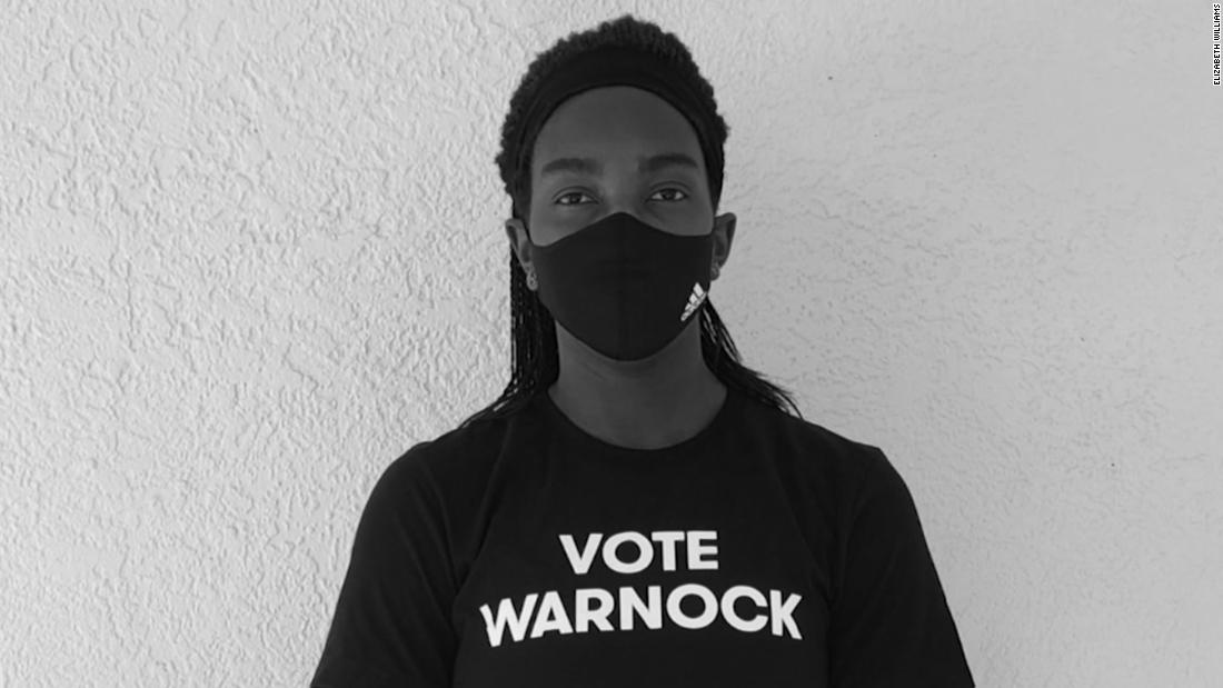 210113172824 elizabeth williams vote warnock t shirt tease super tease