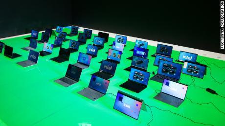 در CES 2021 ، اینتل چهار خانواده پردازنده جدید را معرفی می کند.