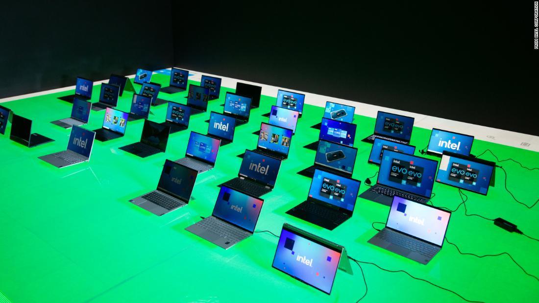 AMD, Intel, Nvidia, Acer и Asus анонсируют множество новых продуктов