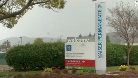 Kaiser Permanente San Jose Medical Center has been fined $43,000.