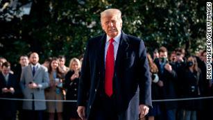 Trump's 'pro-law enforcement' image crumbles in his final days