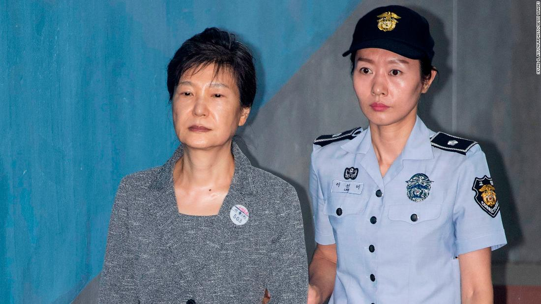 South Korea's top court upholds former leader Park Geun-hye's 20-year prison sentence – CNN