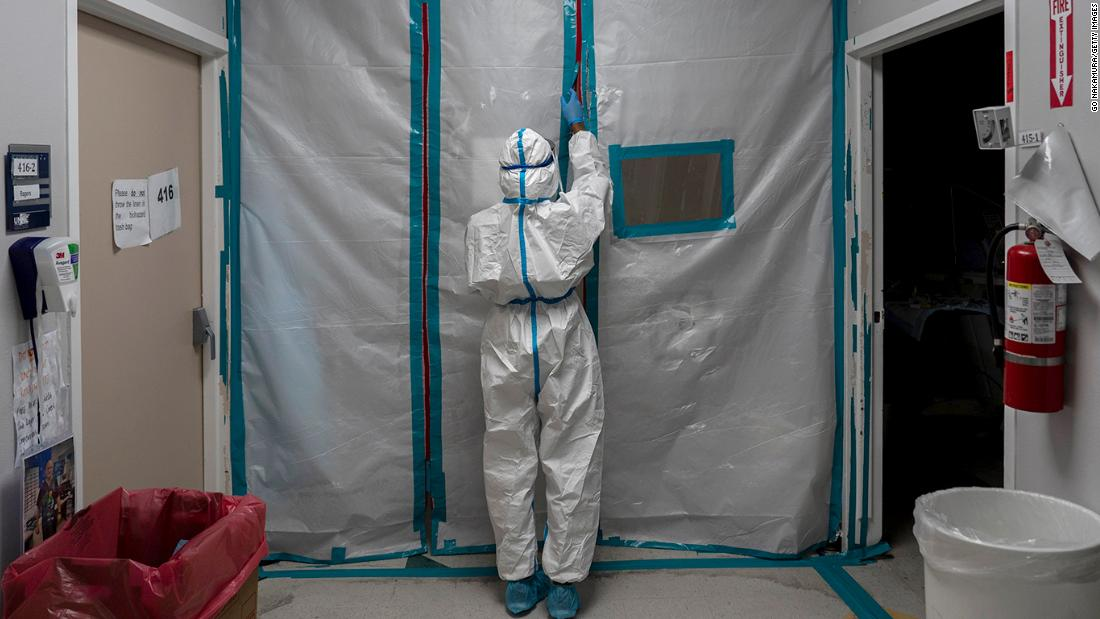 New Covid-19 variant could worsen pandemic, CDC warns
