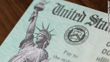 Stimulus checks will not be taxed, but unemployment benefits will be