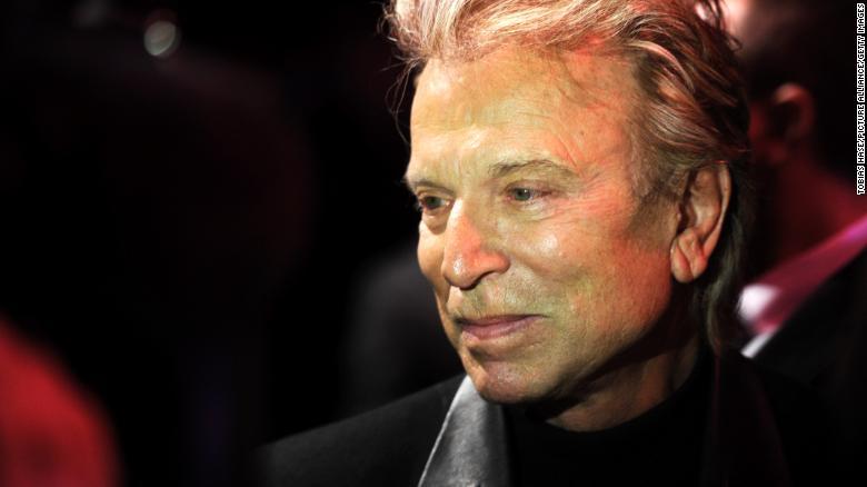 Siegfried Fischbacher dies at 81