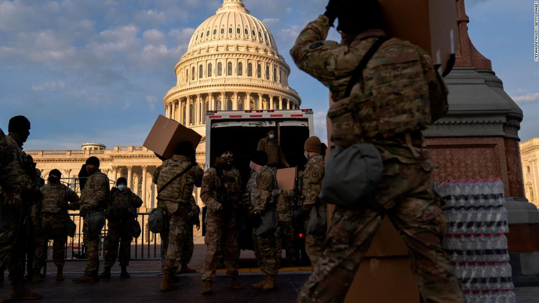 Investigators see evidence that law enforcement officers participated in Capitol insurrection
