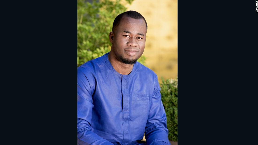 "Nigerian <strong>Chigozie Obioma</strong> has twice been shortlisted for the Booker Prize, for his novels ""The Fishermen"" and ""An Orchestra of Minorities.""<br />Obioma was named by Foreign Policy magazine as one of its ""100 leading global thinkers of 2015."" He is a professor of English and Creative Writing at the University of Nebraska-Lincoln, in the US.<br />"