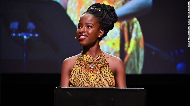 Youth poet laureate crafting 'message of joining together' for inauguration