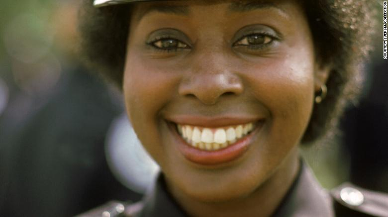 """<a href=""""https://www.cnn.com/2021/01/08/entertainment/marion-ramsey-obituary-trnd/index.html"""" target=""""_blank"""">Marion Ramsey,</a> the actress best known for her role as Officer Laverne Hooks in the film franchise """"Police Academy,"""" died January 7 at the age of 73."""