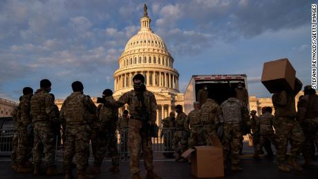 Members of Congress fear for their lives and security after deadly riot, sources say