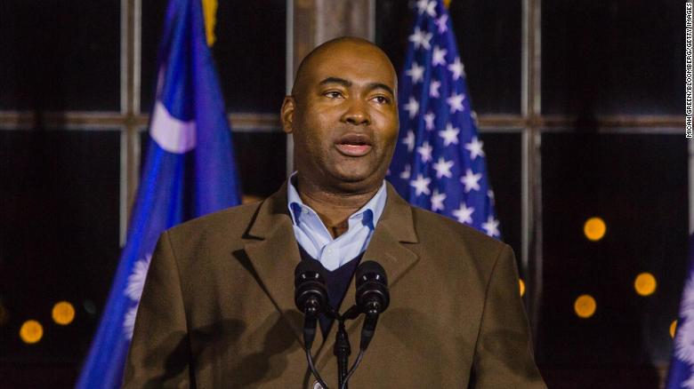 Biden intends to name Jaime Harrison as his pick for DNC chair