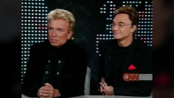 Image for Siegfried Fischbacher, illusionist of Siegfried & Roy, dead at 81