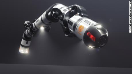 این & # 39؛  ربات مار & # 39؛  می تواند خطوط لوله در کف اقیانوس را تعمیر کند