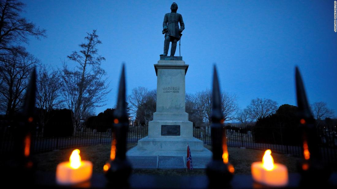 For the first time in over 100 years, Virginia won't celebrate Lee-Jackson Day