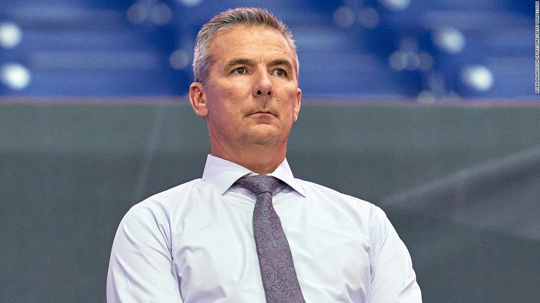 Jacksonville Jaguars hire Urban Meyer as head coach