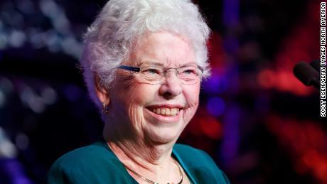 Joanne Rogers was 92.