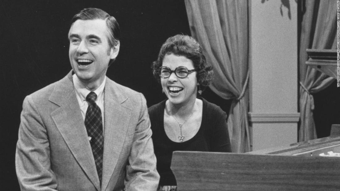 Joanne Rogers, the widow of Fred Rogers, star of 'Mister Rogers' Neighborhood,' has died