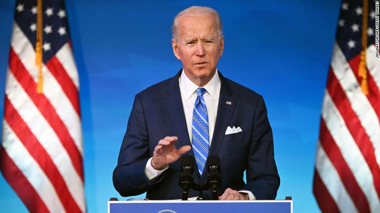 Biden to outline plan to administer Covid-19 vaccines to Americans Friday