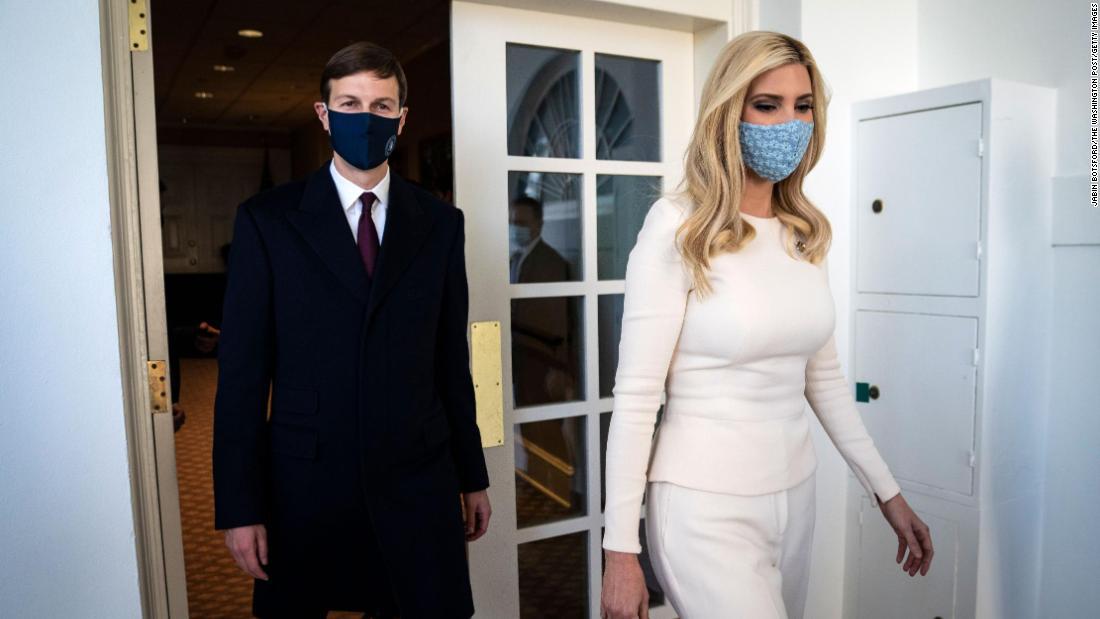 Ivanka and Jared Kushner face cold post-insurrection reality